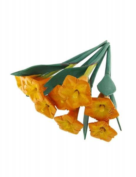 WOOD FLOWERS FI-LE01-07 - Oriente Import S.r.l.