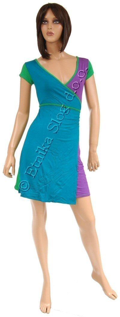 UNICOLOR JERSEY SUMMER DRESSES AB-MRS012T - Oriente Import S.r.l.