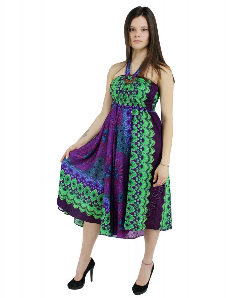 VESTITI VISCOSA ESTIVA AB-BCK04DI-DRESS - Oriente Import S.r.l.