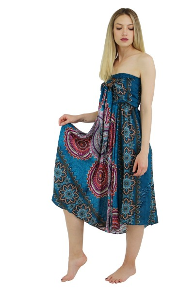 VESTITI VISCOSA ESTIVA AB-BCK04DR-DRESS - Oriente Import S.r.l.