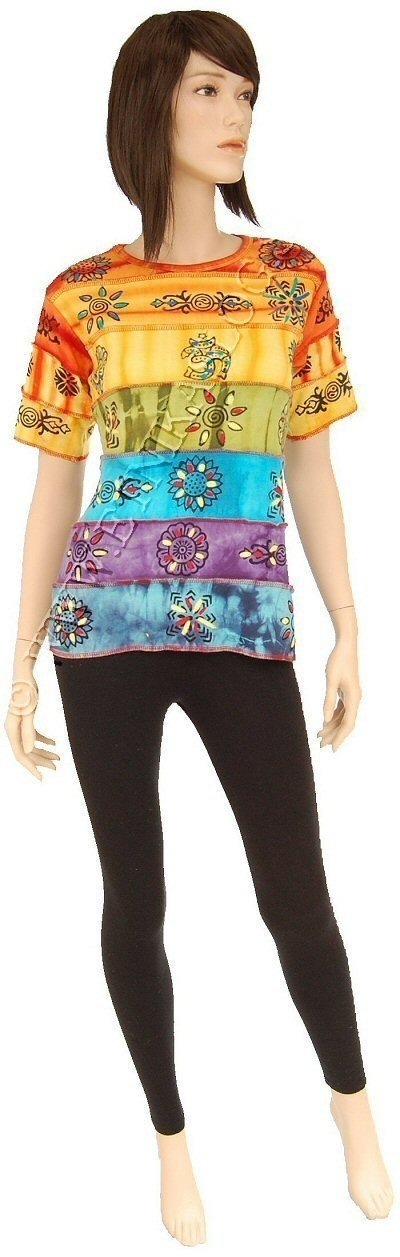 TOPS WITH EMBROIDERY AB-UFM01 - Oriente Import S.r.l.