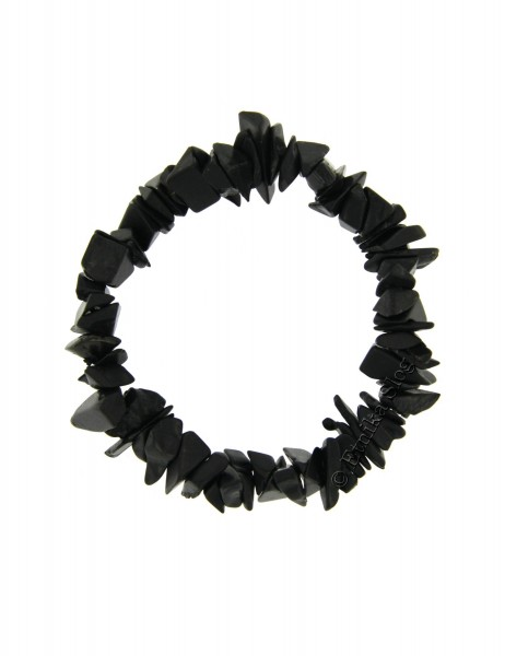 STONE BRACELET OF 8 - 10 mm - WITH ELASTIC PD-BR38-01 - Oriente Import S.r.l.