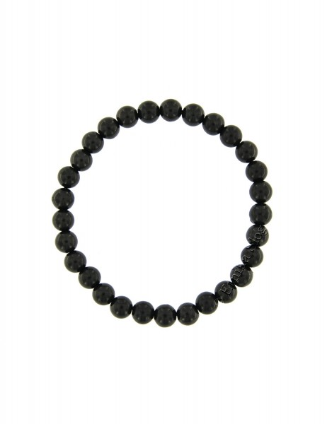 STONE BRACELET OF 6 mm PD-BR37-01 - Oriente Import S.r.l.