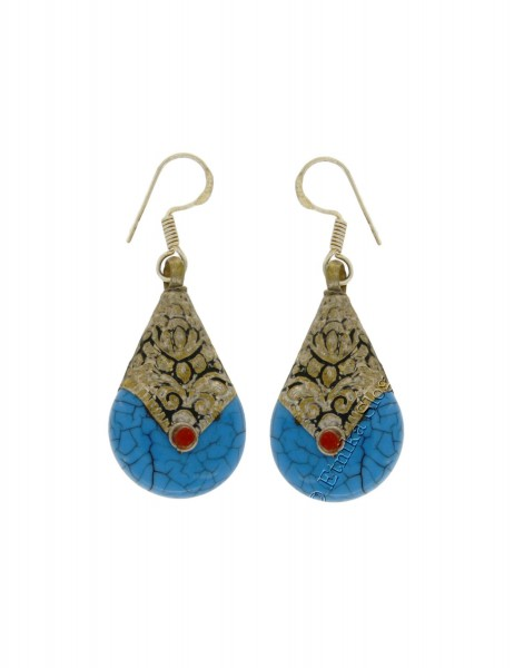 EARRINGS - METAL MB-ORNP14-01 - Oriente Import S.r.l.