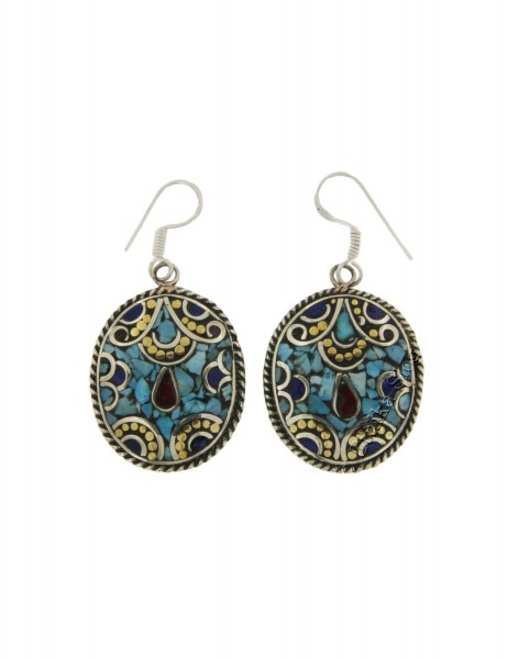 EARRINGS - METAL MB-ORNP19-15 - Oriente Import S.r.l.