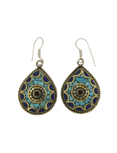 EARRINGS - METAL MB-ORNP19-01 - Oriente Import S.r.l.