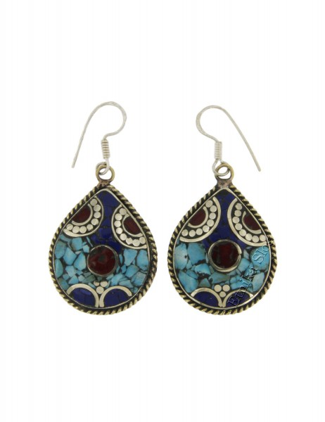 EARRINGS - METAL MB-ORNP19-12 - Oriente Import S.r.l.