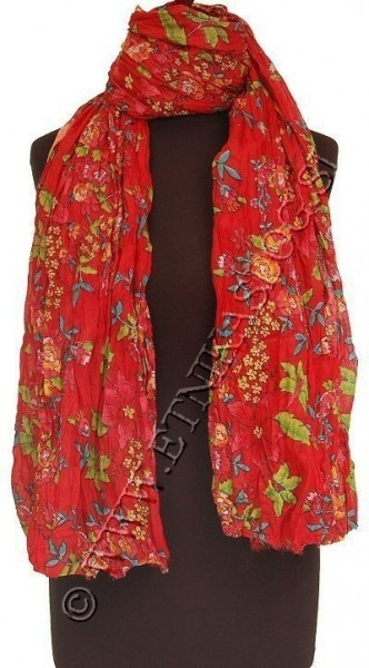 COTTON SCARVES SC-PAJ07 - Oriente Import S.r.l.