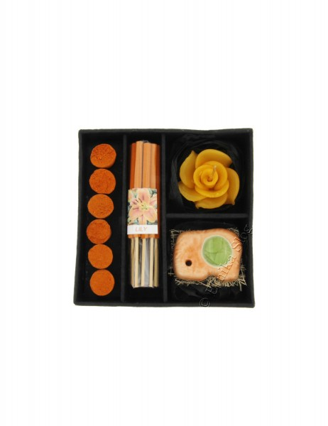 INCENSES GIFT SET INC-REG06-01 - Oriente Import S.r.l.