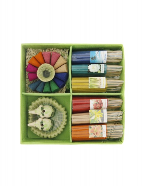 INCENSES GIFT SET INC-REG09-01 - Oriente Import S.r.l.