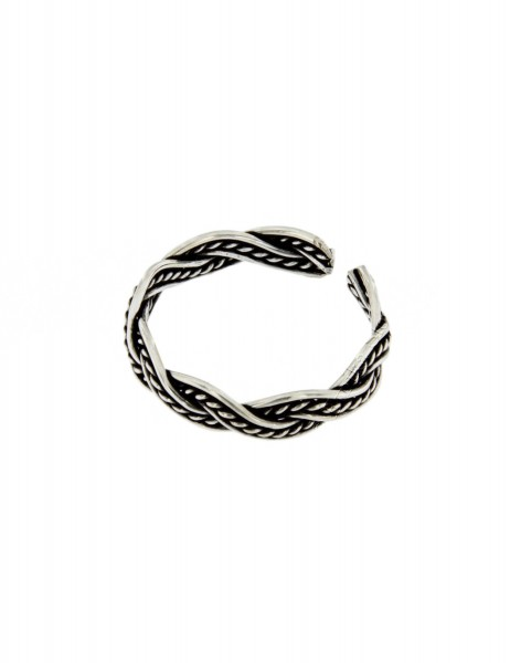 WROUGHT SILVER RINGS ARG-AP290-04 - Oriente Import S.r.l.