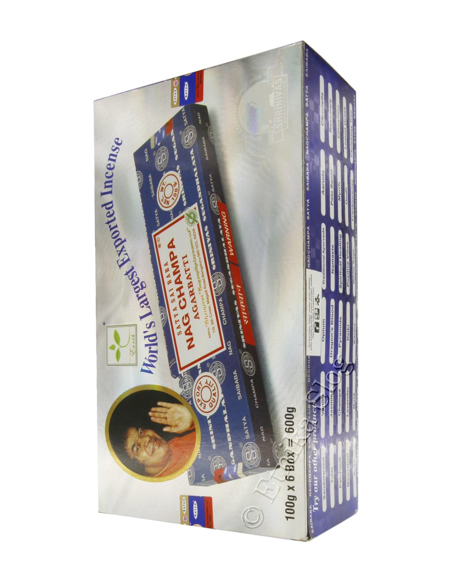 INCENSI BASTONCINO INDIANI NATURALI INC-NC02 - Oriente Import S.r.l.