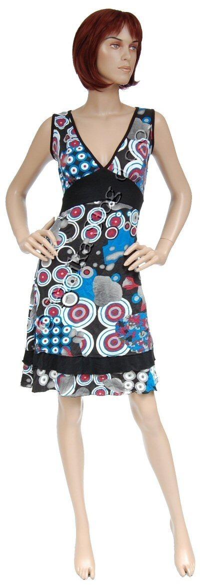 SUMMER SLEEVELESS JERSEY DRESSES AB-MRS254AN - Oriente Import S.r.l.