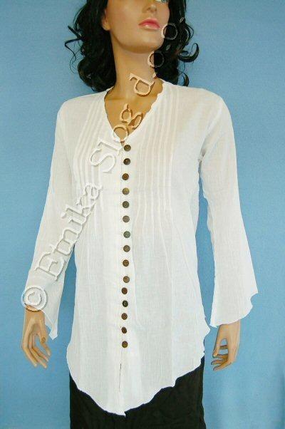 COTTON DRESSES - LONG SLEEVES AB-AJC02 - Oriente Import S.r.l.