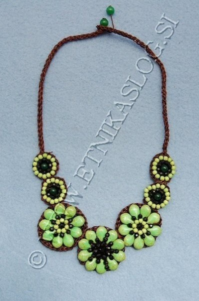 MIXED MATERIALS NECKLACES TH-BGCL12 - Oriente Import S.r.l.