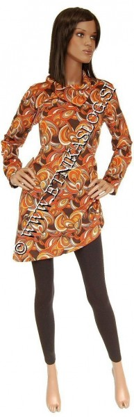 DRESSES - LONG SLEEVES - AUTUMN/WINTER AB-BNV21A - Oriente Import S.r.l.
