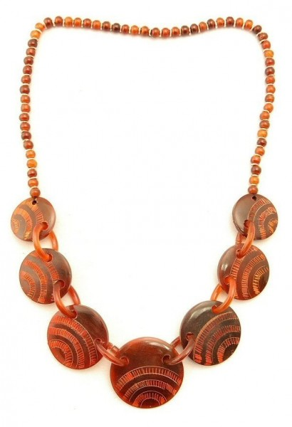 HORN NECKLACES CO-CL22-02 - Oriente Import S.r.l.