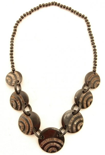 HORN NECKLACES CO-CL22-03 - Oriente Import S.r.l.