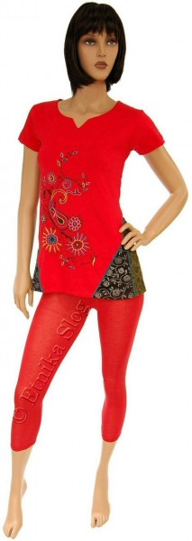 TOPS WITH EMBROIDERY AB-BST07-RO - Oriente Import S.r.l.