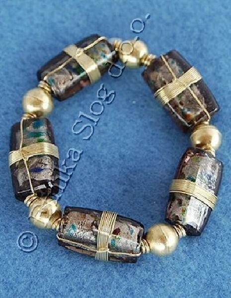 BRACELETS - GLASS VE-BR05 - Oriente Import S.r.l.