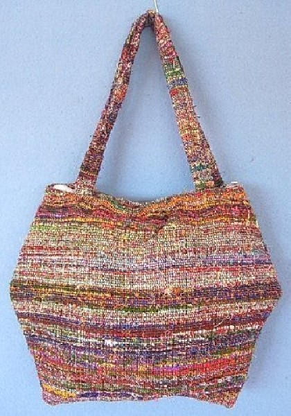 RECYCLED SILK BAGS BS-CS09 - Oriente Import S.r.l.