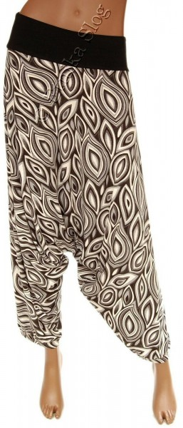 COTTON AND ELASTANE TROUSERS AB-BPS10D - Oriente Import S.r.l.