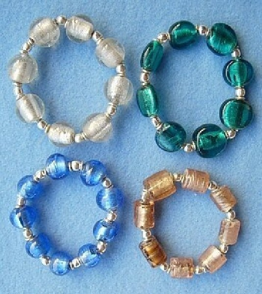 BRACELETS - GLASS VE-BRSET04 - Oriente Import S.r.l.