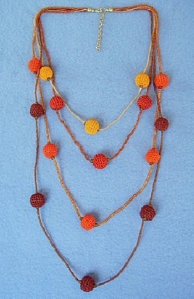 COTTON JEWELRY COT-CL01-6 - Oriente Import S.r.l.