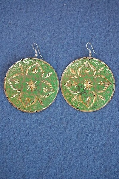 EARRINGS - METAL MB-ORC01-01 - Oriente Import S.r.l.