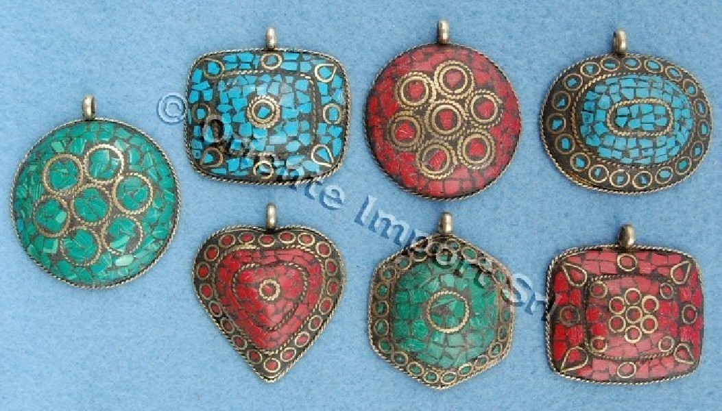 METAL PENDANTS MB-PEM01 - Oriente Import S.r.l.