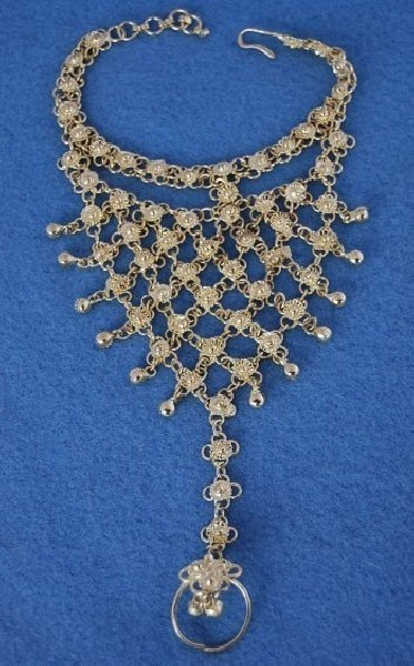 BELLY DANCE COSTUME JEWELRY DV-BRA01-01 - Oriente Import S.r.l.