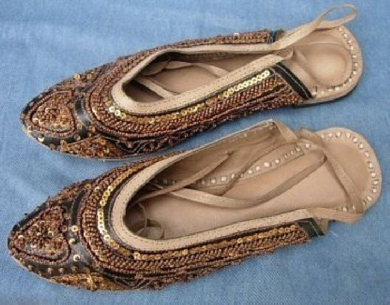 SANDALS IN LEATHER SN-BL2510-2 - Oriente Import S.r.l.