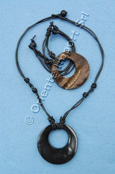 HORN NECKLACES CO-CL11 - Oriente Import S.r.l.