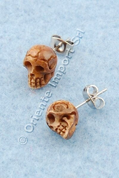 BONE EARRINGS AND RINGS LE-THO13-02 - Oriente Import S.r.l.