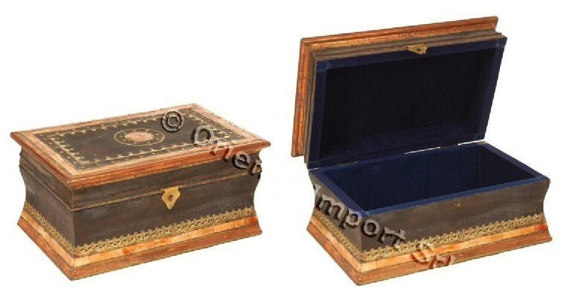 WOODEN BOX BX-BP12-01 - Oriente Import S.r.l.