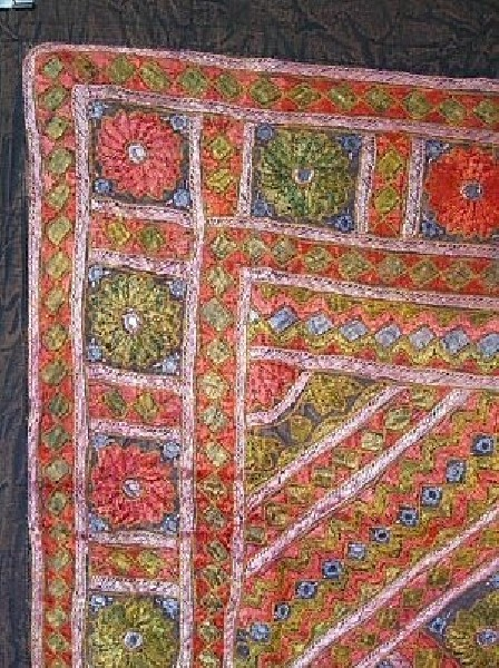 EMBROIDERED TAPESTRY AR-GRI02-1-1 - Oriente Import S.r.l.