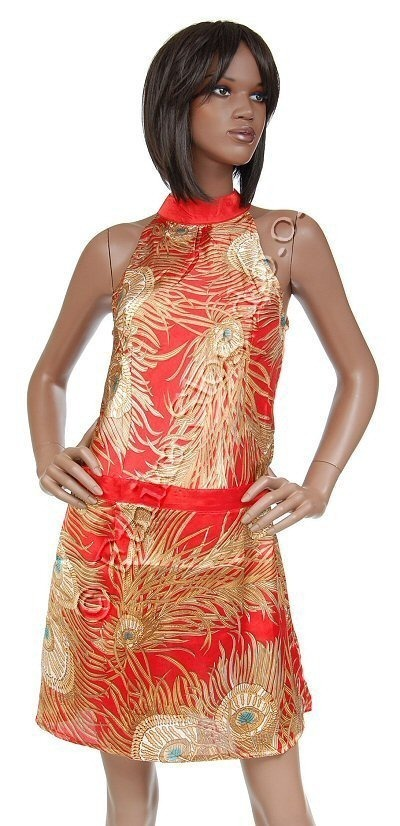 SILK AND MIXTURE SILK DRESSES - AO DAI AB-AJV20 - Oriente Import S.r.l.