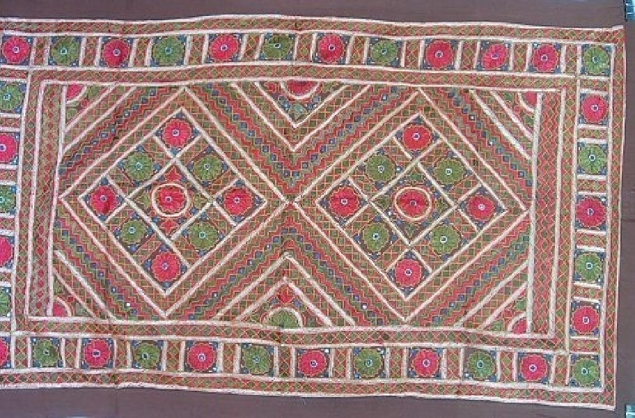 EMBROIDERED TAPESTRY AR-GRI02-3 - Oriente Import S.r.l.