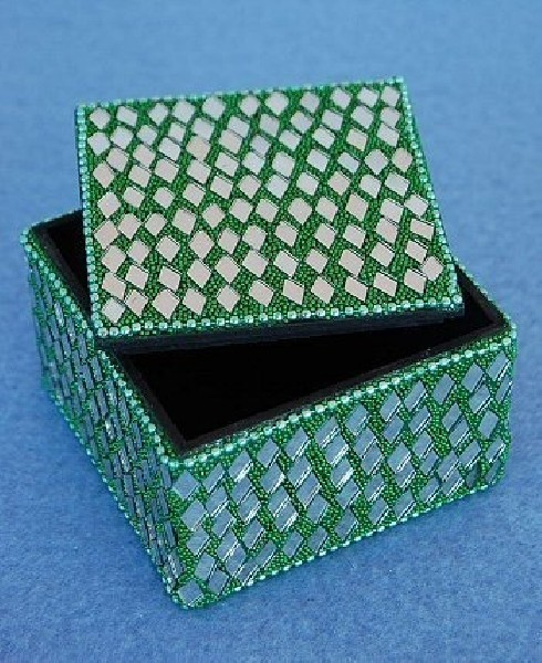 BOXES WITH MIRRORS AND GLITTER OG-BX01-02 - Oriente Import S.r.l.