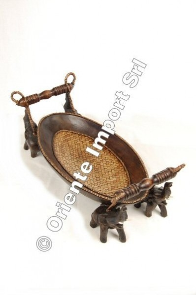 DISHES, BOWLS AND TRAYS OG-VA02-02 - Oriente Import S.r.l.