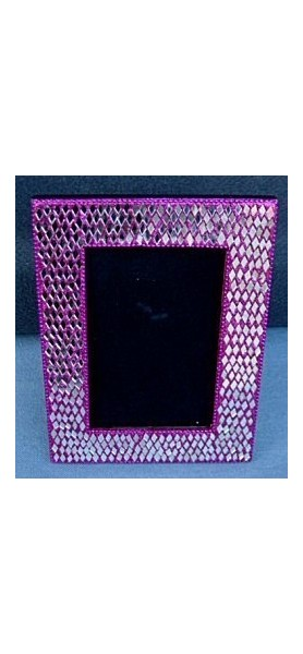 PICUTRE FRAMES - PHOTO FRAMES - EARTHENWARE TILES PF-PRG02 - Oriente Import S.r.l.