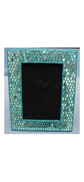 PICUTRE FRAMES - PHOTO FRAMES - EARTHENWARE TILES PF-PRG06 - Oriente Import S.r.l.