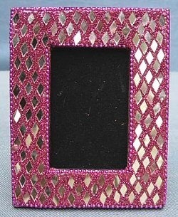 PICUTRE FRAMES - PHOTO FRAMES - EARTHENWARE TILES PF-PRM04 - Oriente Import S.r.l.