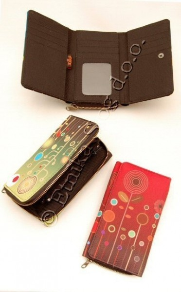 WALLETS IN COTTON PF-PVC05 - Oriente Import S.r.l.
