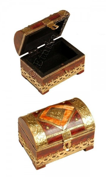 WOODEN BOX BX-LEM16-05 - Oriente Import S.r.l.
