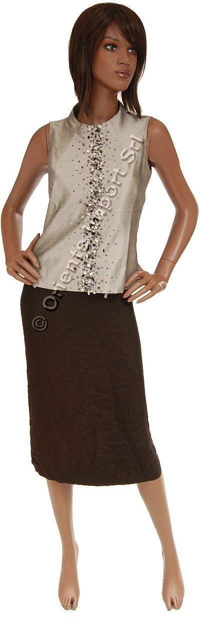DRESS - SILK AB-THTP01 - Oriente Import S.r.l.