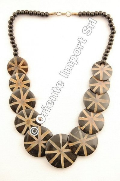 HORN NECKLACES CO-CL09-02 - Oriente Import S.r.l.