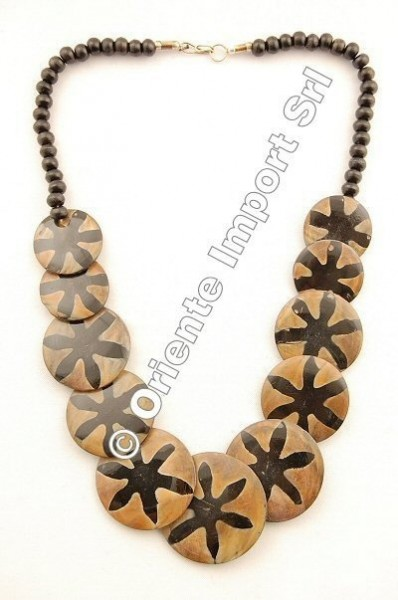 HORN NECKLACES CO-CL09-03 - Oriente Import S.r.l.