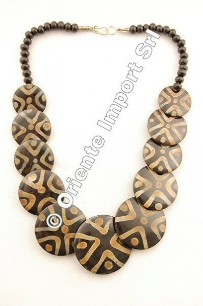 HORN NECKLACES CO-CL09-06 - Oriente Import S.r.l.