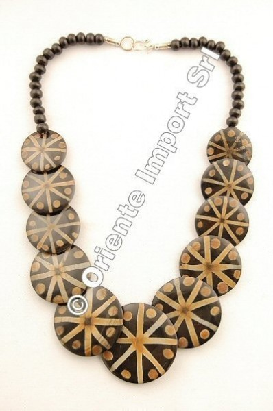 HORN NECKLACES CO-CL09-07 - Oriente Import S.r.l.